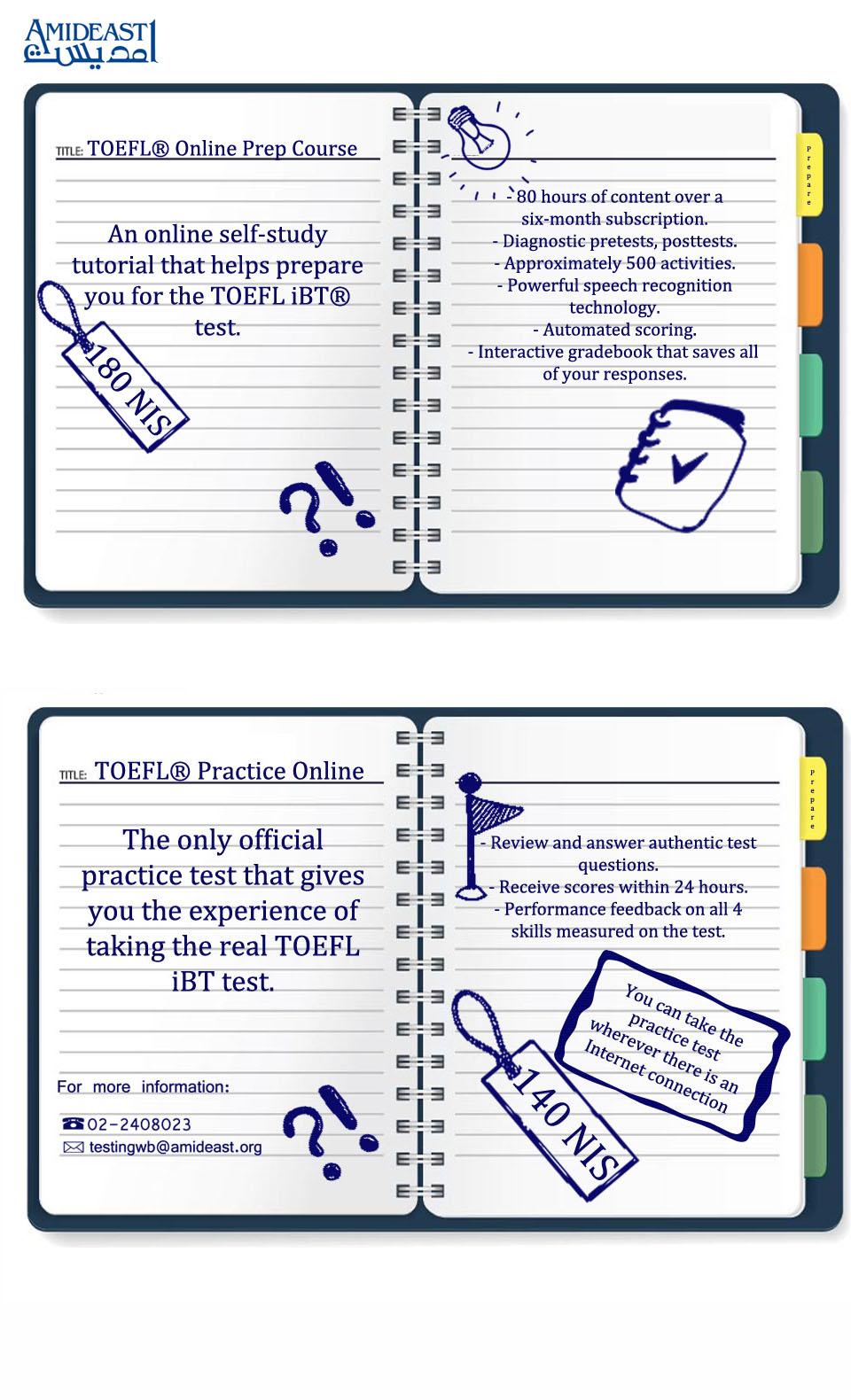 TOEFL iBT® Test | AMIDEAST