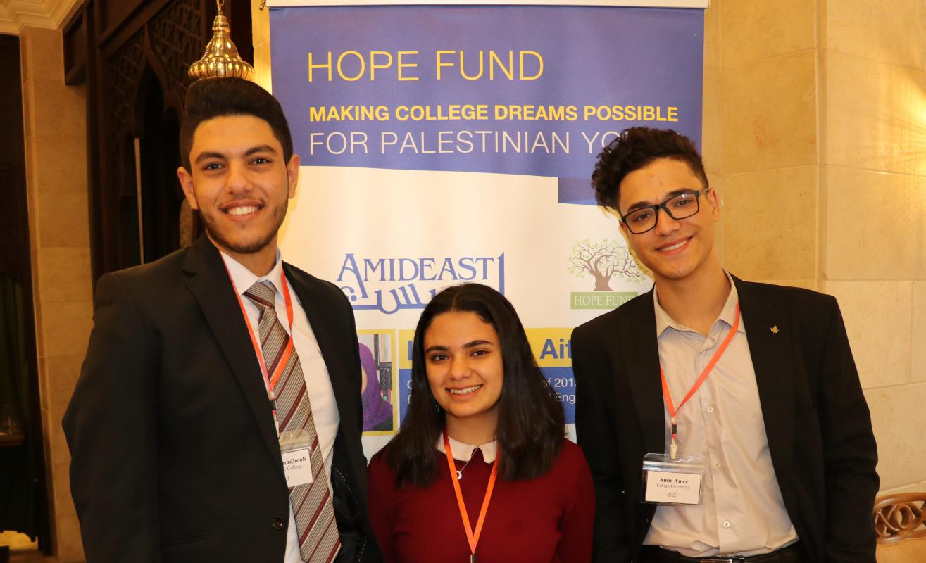 Three Hope Funds Student