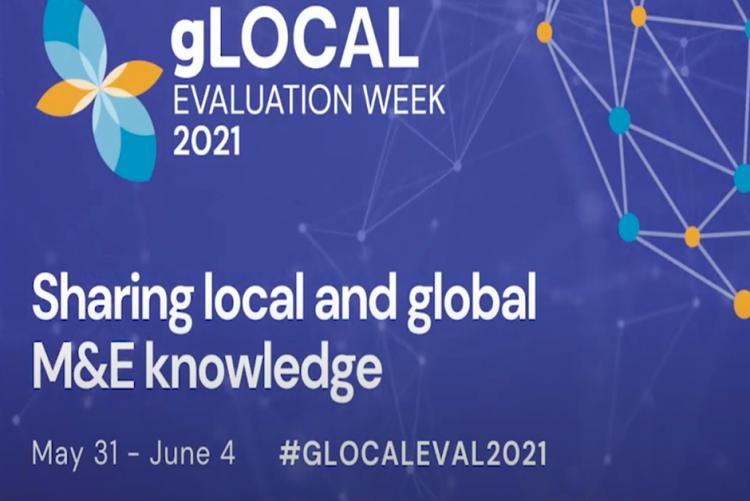 gLOCAL Evaluation Week (May 31-Jun4, 2021) Announcement