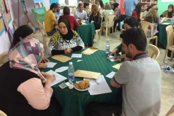 هَدَفَ المشروع إلى تعزيز الإدارة المدرسية ودَور الأنشطة اللامنهجية في التعلم.
