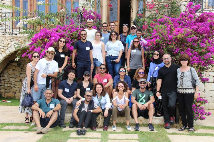 Fulbright alumni from Lebanon