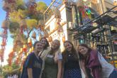 Fall 2019 students in front of a popular cafe in Amman!