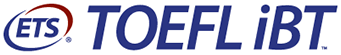 ETS TOEFL iBT logo