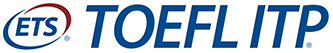 ETS TOEFL ITP logo